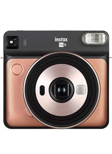 Fujifilm Instax Sq 6 Altın Fotoğraf Makinesi Altın